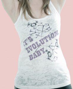 Camiseta Evolution – Feminina – Regata