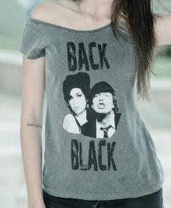 Camiseta Back Black – Feminina – Stoned