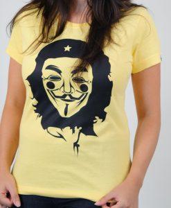 Camiseta Revolutions 2.0 – Feminina