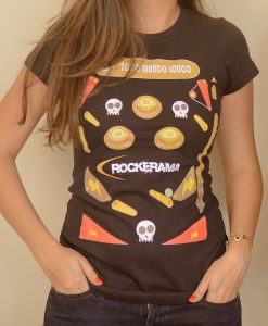 Camiseta Rockerama – Feminina