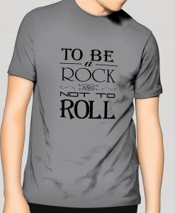 Camiseta Rock'n'Roll – Masculina